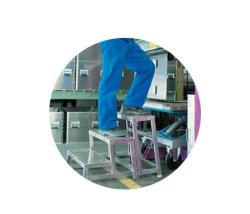 AMA - Modulové hliníkové pracovní podesty