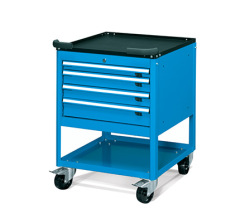 Pojízdné zásuvkové skříně 575x815mm