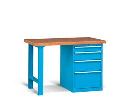 Pracovní stoly - deska Multiplex