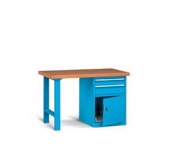 Pracovní stoly široké 1300 mm