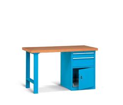 Pracovní stoly široké 1500 mm