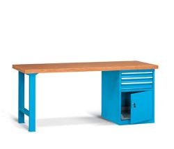 Pracovní stoly široké 2000 mm
