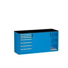 Zásuvková skříň MASTER s posuvnými dveřmi