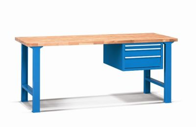 Pracovní stůl 1500 x 750 x 840 (V) mm