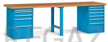 Pracovní stůl univerzální š.3000mm