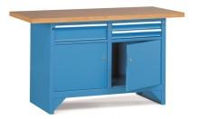 Pracovní stůl modulární š.1500mm