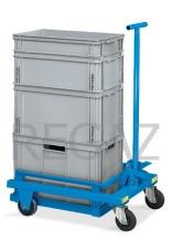 Vozík pro zvedání a transport kontejnerů série Athena a Odette