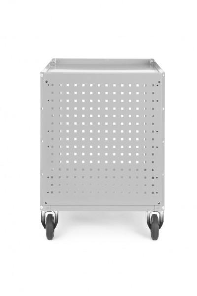Perforovaný panel pro vozík série CLEVER