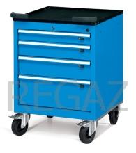 Zásuvková skříň pojízdná Flexa