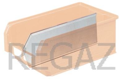 Podélná kovová přepážka pro přepravky FPM3354