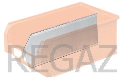 Podélná kovová přepážka pro přepravky FPM4154