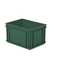 Stohovací euro přepravka série Athena - recyklát