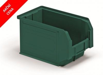 Zkosený stohovací box - akční cena
