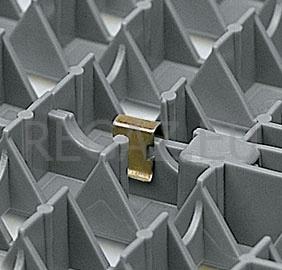 Spony pro podlahové rošty