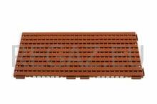 Podlahový rošt - děrovaný
