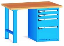 Pracovní stůl MASTER š.1300mm