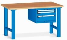 Pracovní stůl MASTER š.1500mm
