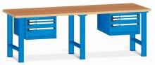 Pracovní stůl MASTER š.2500mm