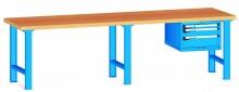 Pracovní stůl MASTER š.3000mm