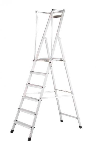 Plošinový žebřík